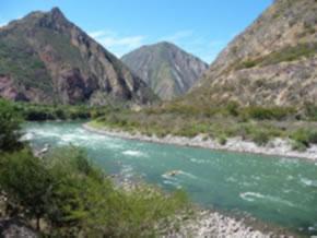 Canotaje rio Apurimac