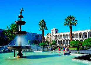 Main Square Arequipa