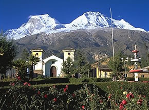 Ayacucho Main square