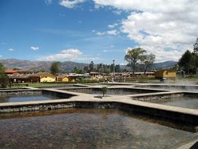 baños del inca cajamarca
