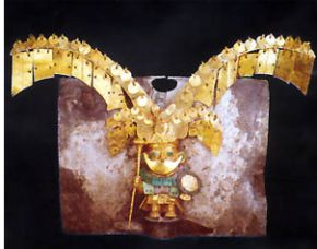 Huaca Rajada Señor de Sipan - Chiclayo