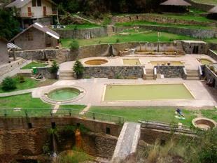 Pobladores en el Valle de Lares