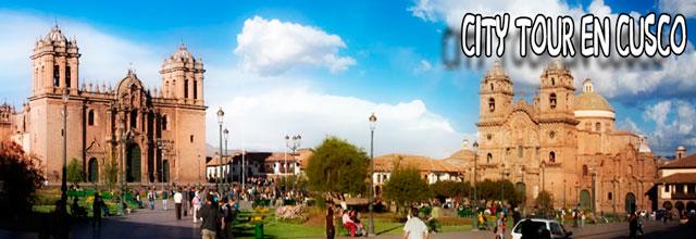 city tiur en la ciudad del Cusco