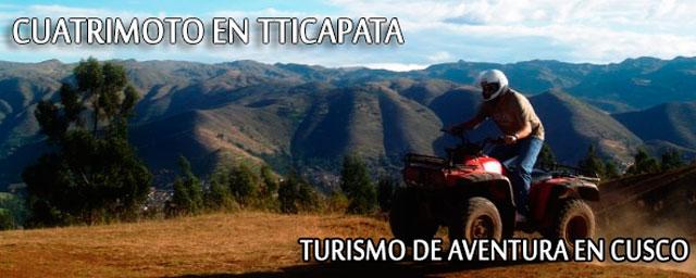 turismo de aventura en cusco, paseo en cuatrimoto