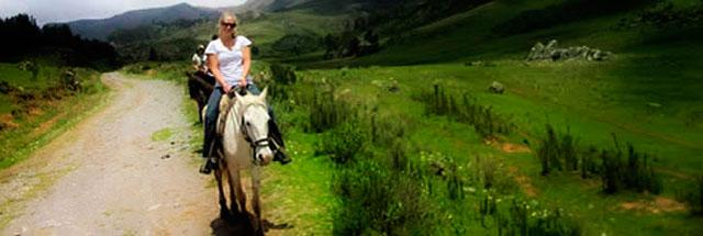 paseo a caballo en sacsayhuaman