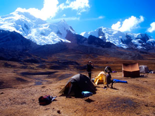 turismo de aventura en ausangate
