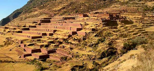 Centro Arqueologico de Huchuyqosqo - Cusco