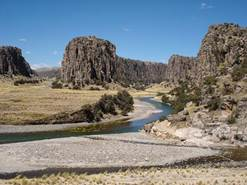 Montañas de Espinar - Cusco