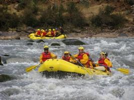 Rafting el Ollantaytambo Cusco