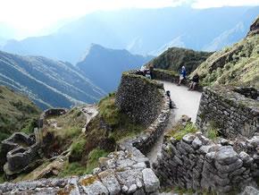 Warmiwuañusca en el Camino Inca a Machupicchu