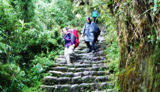 Inca Trail - Day 4