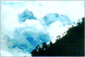 Salkantay Mountains