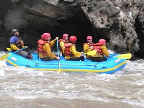 Rafting Chuquicahuana River