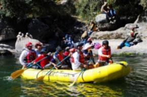 Vilcanota River Rafting