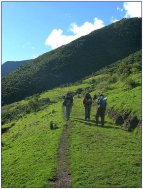 Treking Choquequirao - Cusco