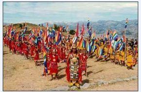 Ceremonia del Inty Raymi