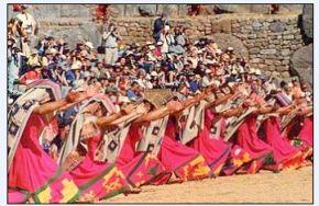 Ceremonia del Inti Raymi