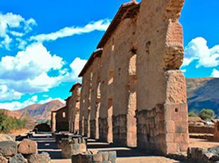 Raqchi Ruins Cusco