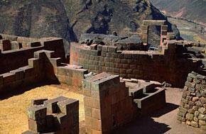 Chincheros en el Valle Sagrado de los Incas