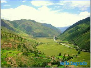 Valle Sagrado of the Incas - Cusco