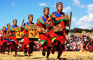 Guerreros del Inti Raymi