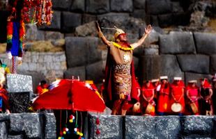 Inti Raymi Sacsahuaman