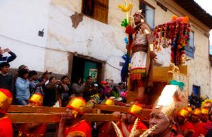 Intiraymi en Cusco