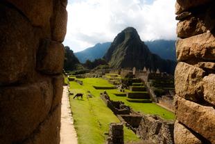 Entrada a Machupicchu por el Camino Inca