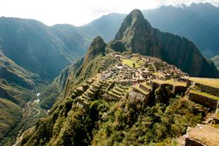 Machupicchu - Peru