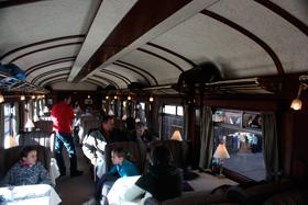 Tren Andean Explorer