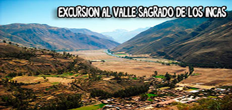 excursion al valle sagrado de los incas