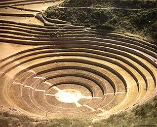 Complejo arqueologico de Maras - Moray