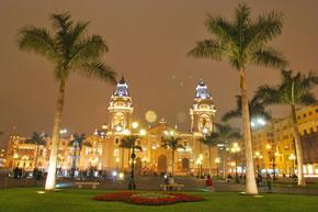 Lima - Plaza de armas