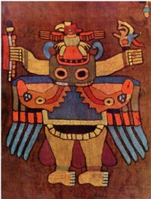 Dios Lineas de Nazca