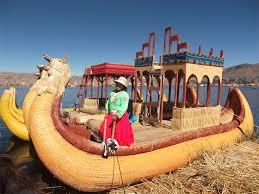 Uros Island Puno