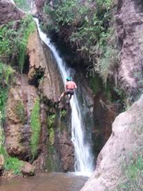 Canyoning en Cusco